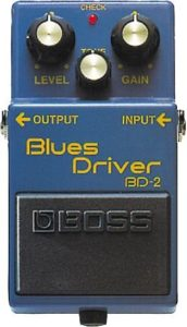 Boss bd-2 blues driver pedal | sweetwater.