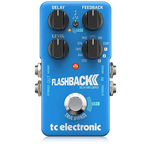 tc electronic flashback 2 review 2019 guitar effects pedalz. Black Bedroom Furniture Sets. Home Design Ideas